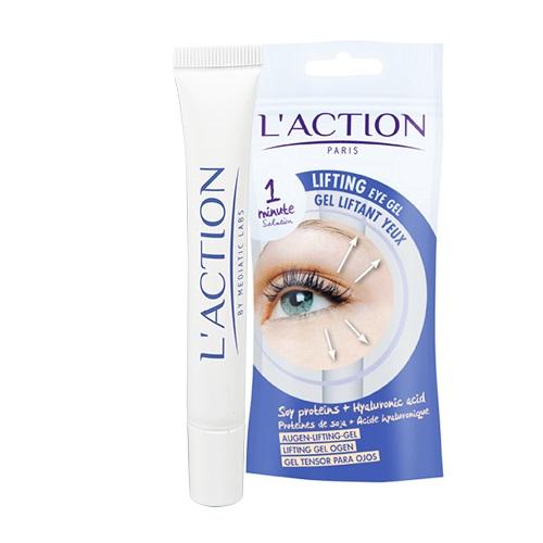 S10_Laction แอลแอคชั่นเจลลดริ้วรอยใต้ตา15มล.