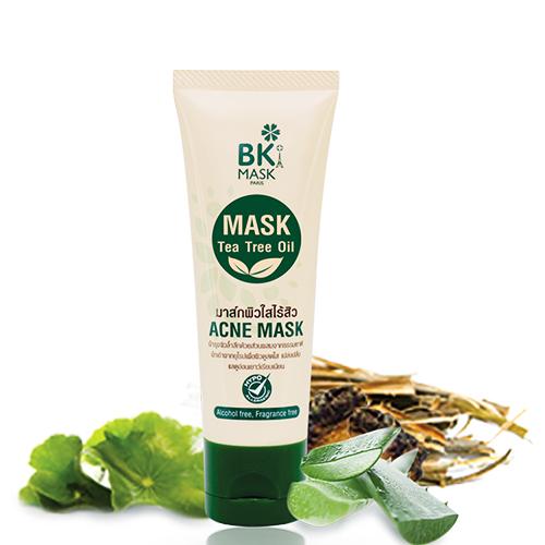 BK Mask บีเคแอคเน่มาสก์35กรัม