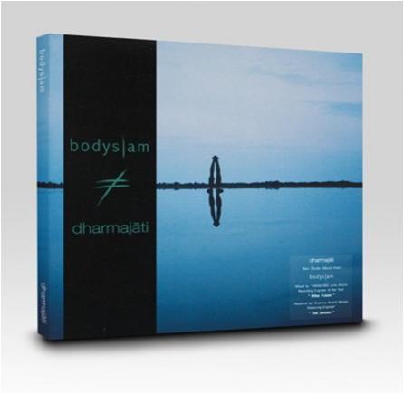 CD + DVD Bodyslam Dharmajati  (ดัม-มะ-ชา-ติ)