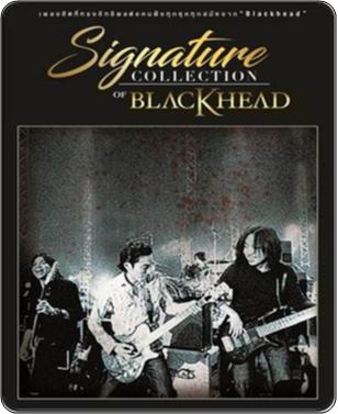 CD Signature Collection of Blackhead