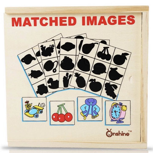 Shadow Matching Game