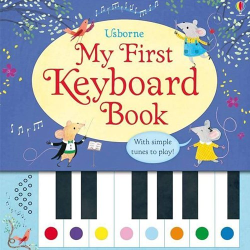 My  1 st Key Board Book (Osborne )