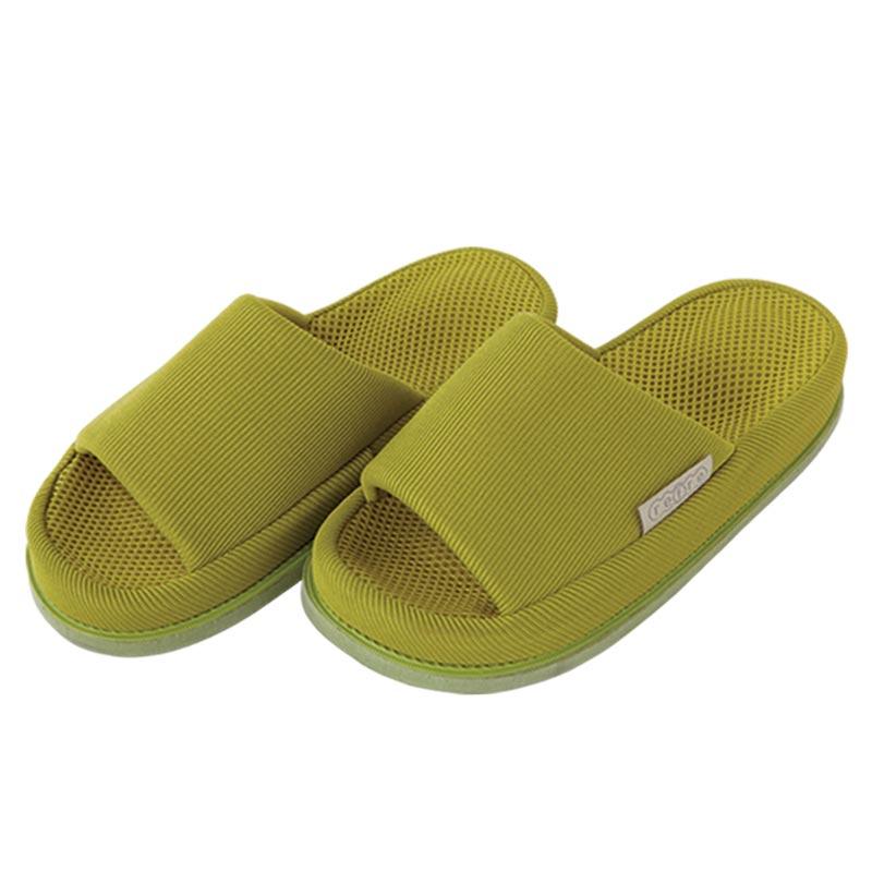 รองเท้าเพื่อสุขภาพ พื้นนูนส้นเท้า-M