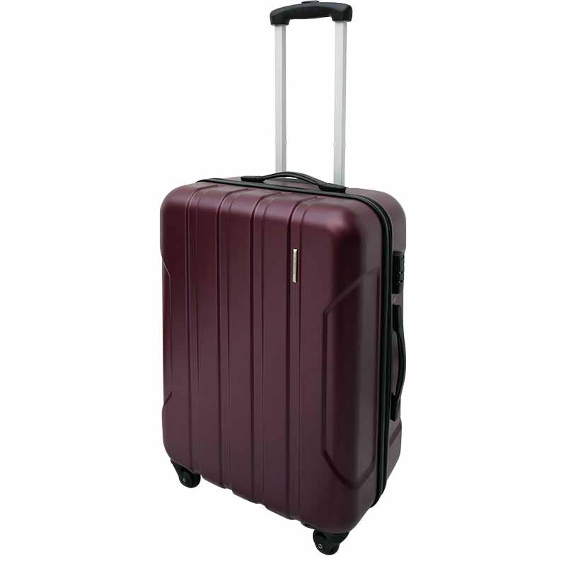 กระเป๋าเดินทาง สีมังคุด ไซส์ 26 นิ้ว