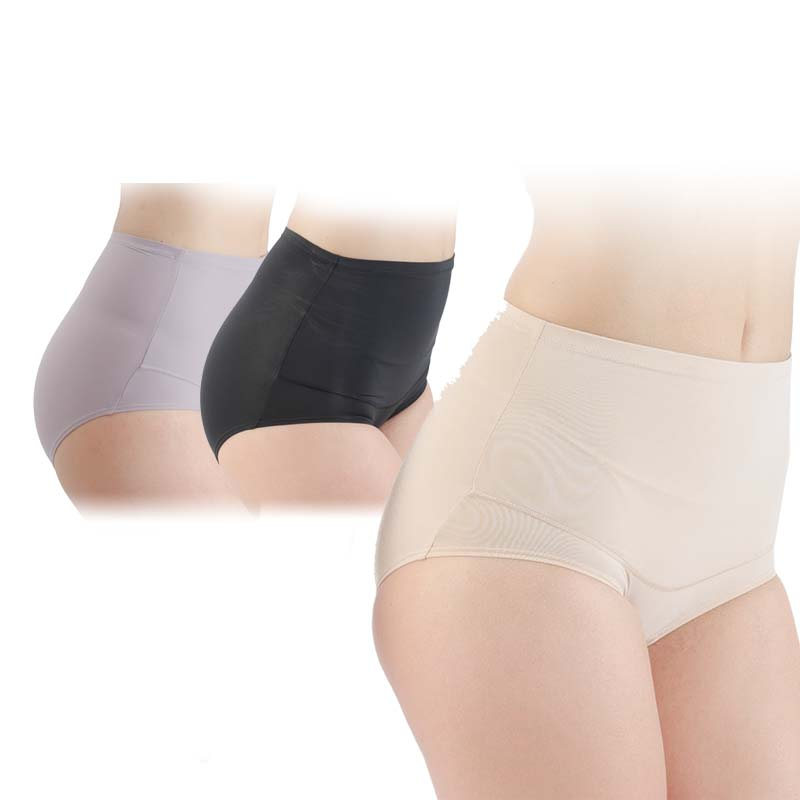 WACOALGOODLYUP(LL)กางเกงชั้นในเก็บหน้าท้องเอวสูง