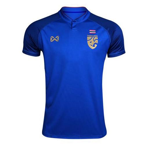 เสื้อ REPLICA (ผู้ชาย)ทีมชาติไทย2018 สีน้ำเงิน