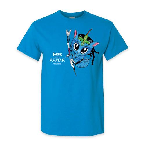 Pre-order CDS AVATAR Kids Tshirt BLUE