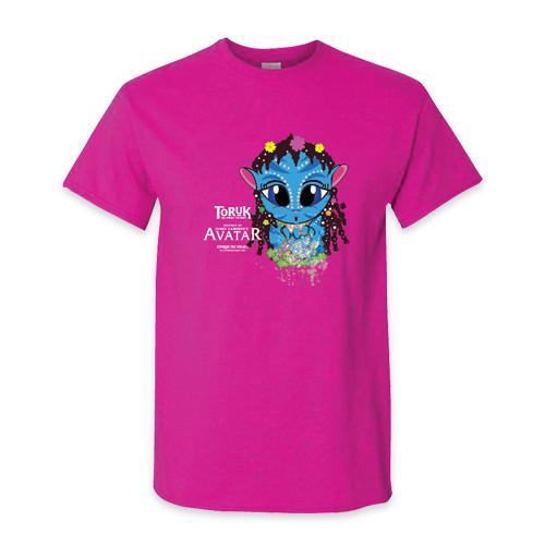 Pre-order CDS AVATAR Kids Tshirt PINK