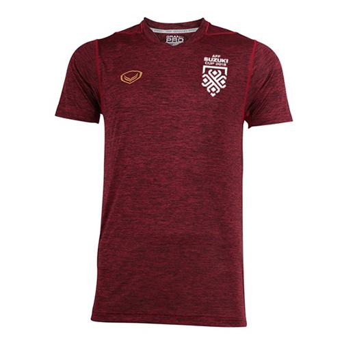 เสื้อ T-shirt AFF SUZUKI CUP 2018 สีแดง
