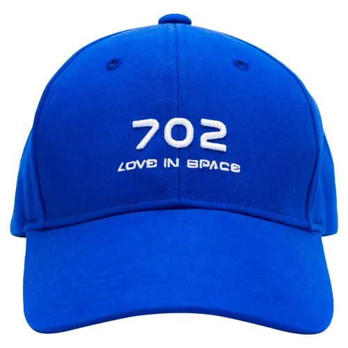 CAP : 702 LOVE IN SPACE_Blue