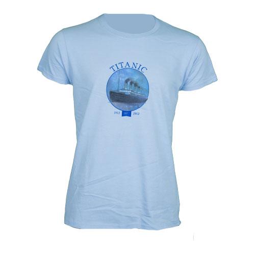 Blue T-shirt