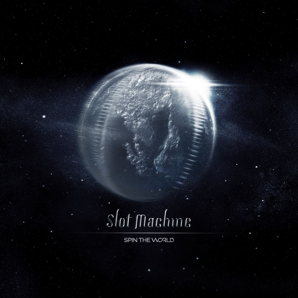 Slot Machine CD: Spin The World (ENG Ver.)