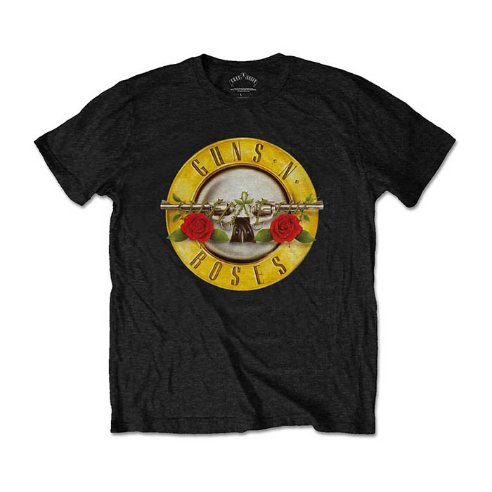 Pre order Guns N' Roses - Classic Logo T-Shirt