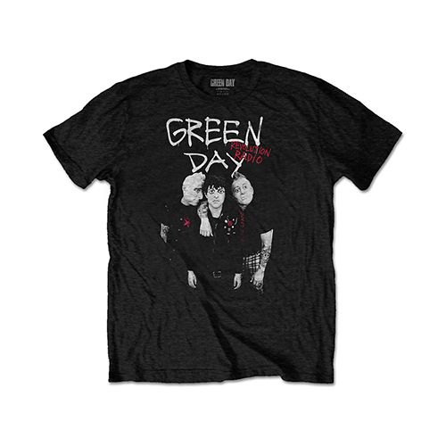 Pre order Green Day - Red Hot T-Shirt