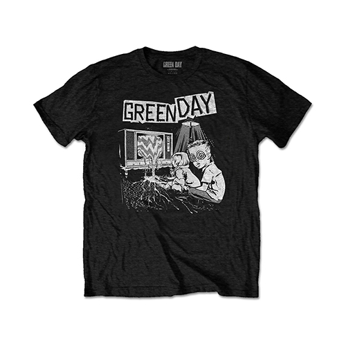 Pre order Green Day - TV Wasteland T-Shirt