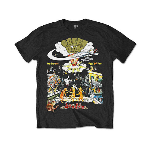 Pre order Green Day - Dookie T-Shirt