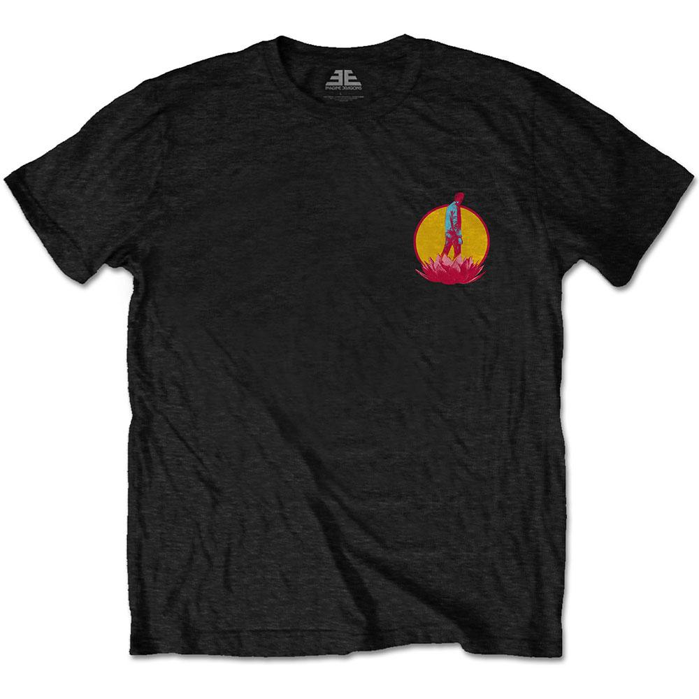 Pre order Imagine Dragons - Origins Lotus T-Shirt