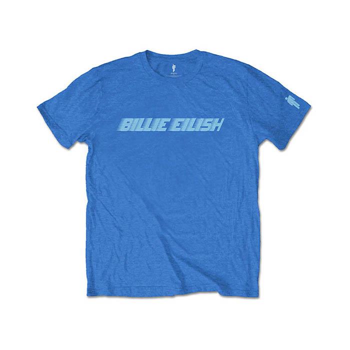 Pre order Billie Eilish - Blue Racer T-Shirt
