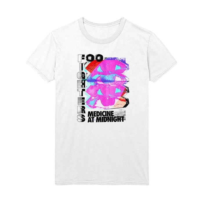 Pre order Foo Fighters - Medicine At Midnight Tilt T-Shirt