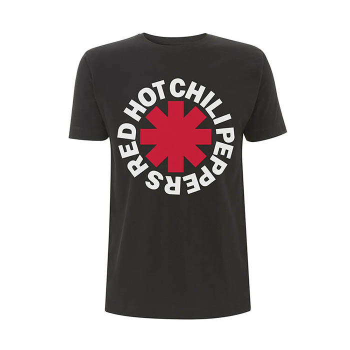 Pre order Red Hot Chili Peppers - Classic Asterisk T-Shirt