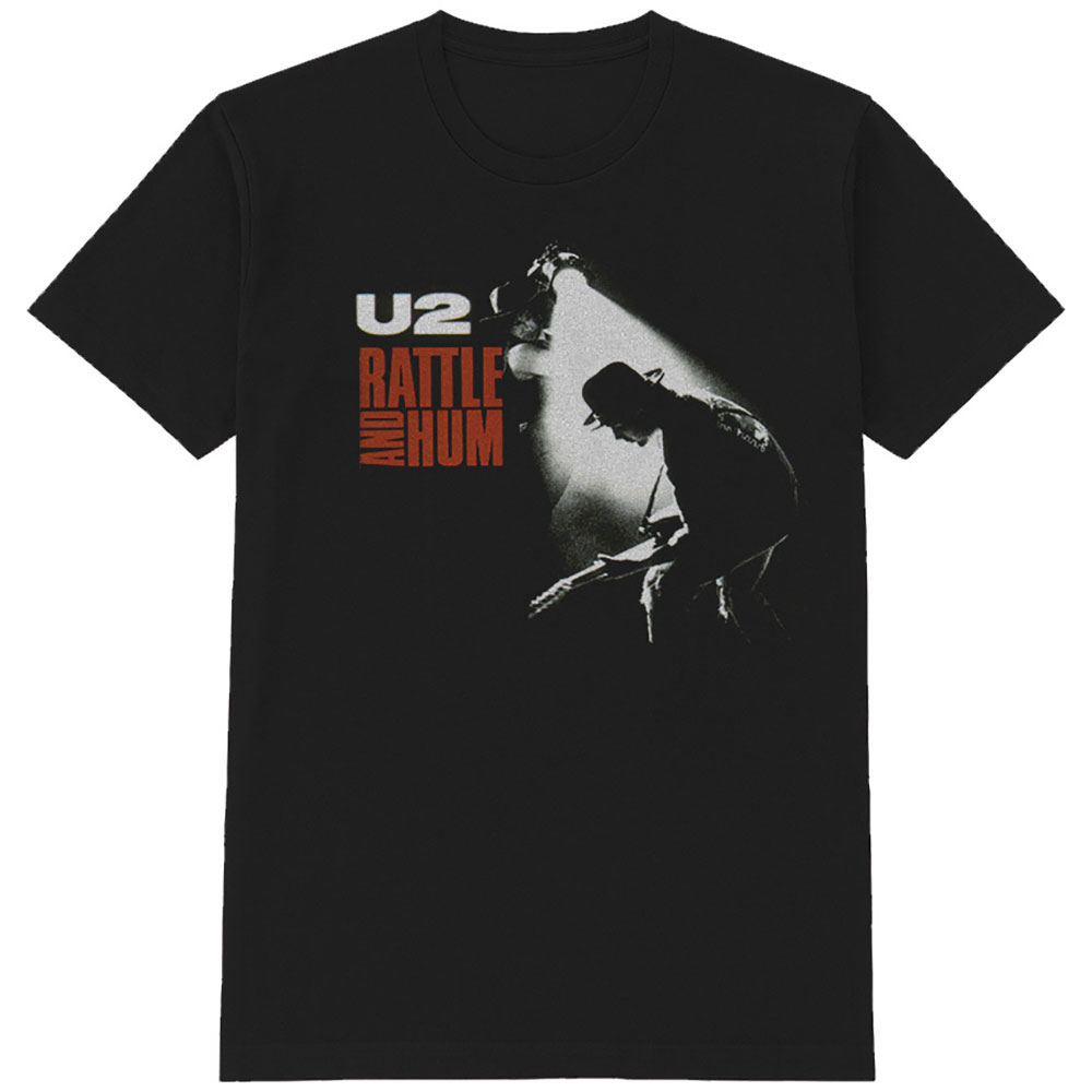 Pre order U2 - Rattle & Hum T-Shirt