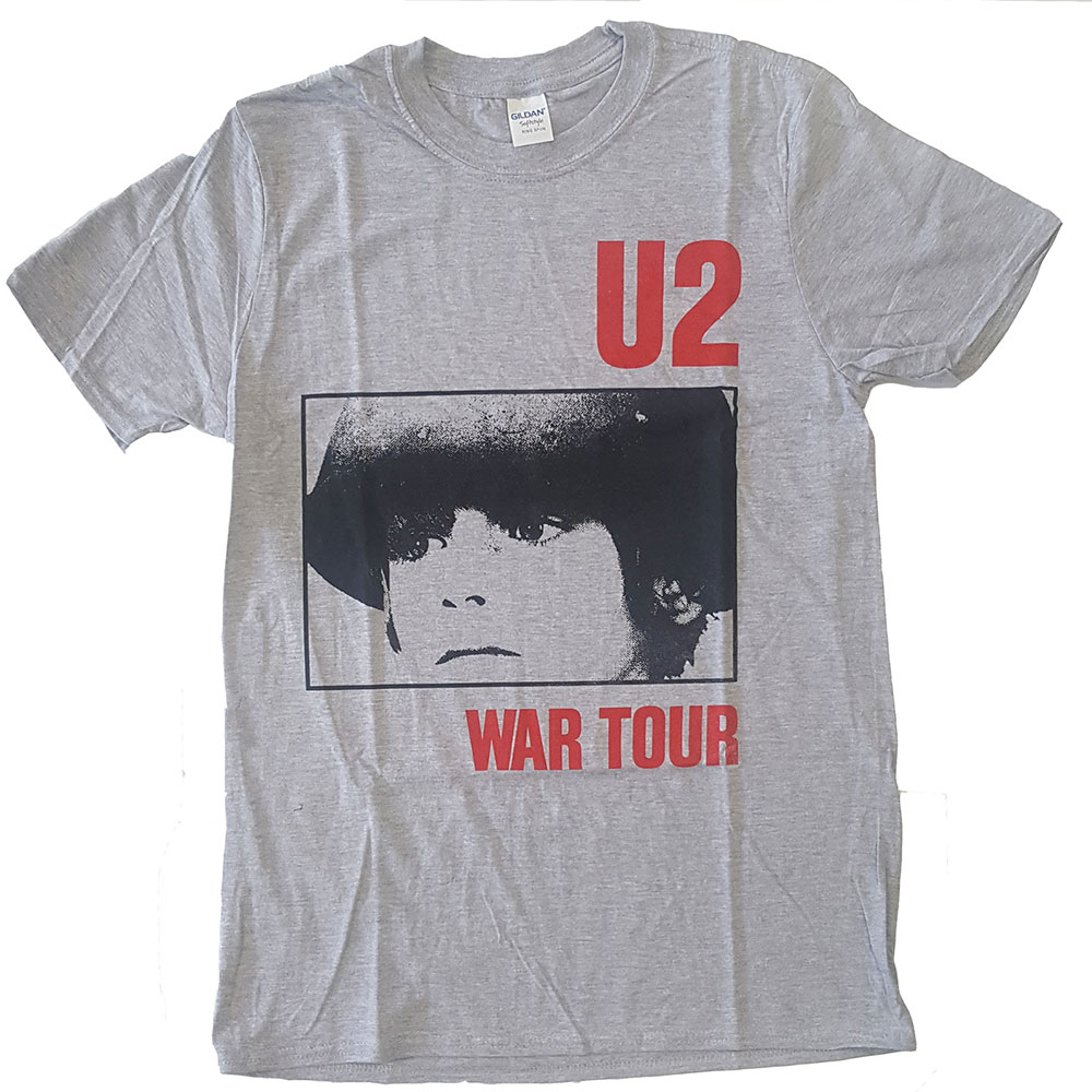 Pre order U2 - War Tour T-Shirt