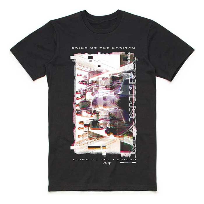 Bring Me The Horizon - Mantra Cover T-Shirt