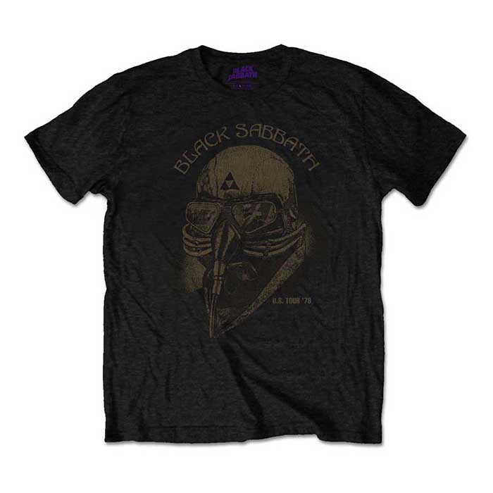 Black Sabbath - US Tour 1978 T-Shirt