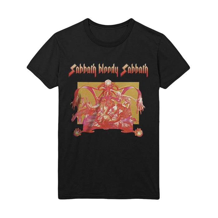 Black Sabbath - Sabbath Bloody Sabbath T-Shirt