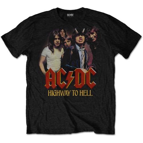 AC/DC - H2H Band T-Shirt