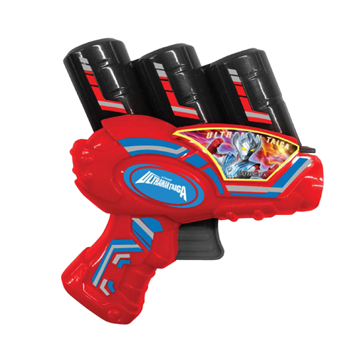 ปืนบอล ไทกะ สีแดง / Ball Gun Red