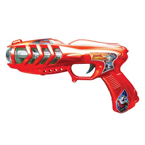 ปืนพายุหมุน ไทกะ สีแดง / Hurricane Gunner Red