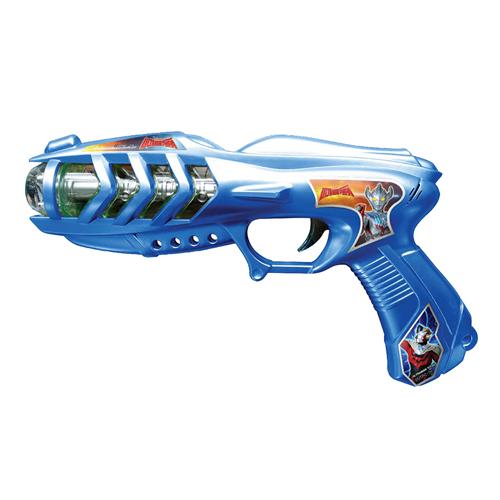 ปืนพายุหมุน ไทกะ สีฟ้า / Hurricane Gunner Blue