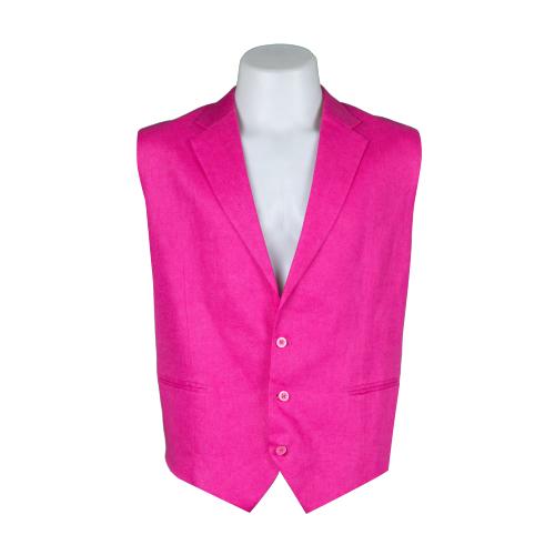 Ben Chalatit Shocking pink vest