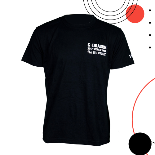 G-Dragon T-Shirt : Size L
