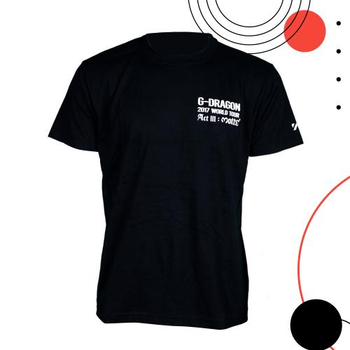 G-Dragon T-Shirt : Size M
