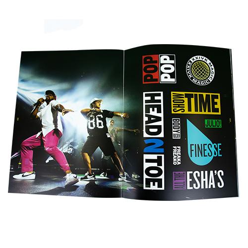 Bruno Mars TOUR BOOK