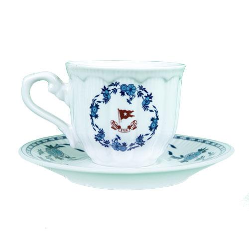 China 2nd class cup/saucer