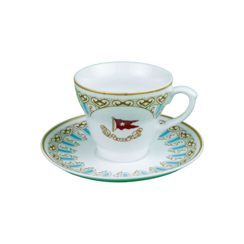 Wisteria cup/saucer
