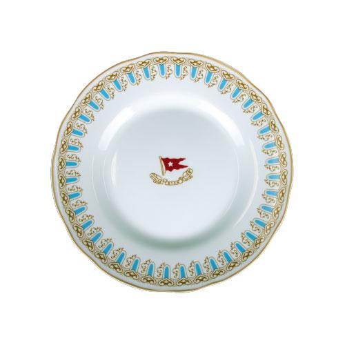 Wisteria dinner plate