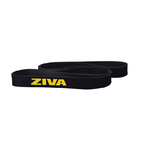 Ziva Performance Resistance Band Extra Heavy (Black)