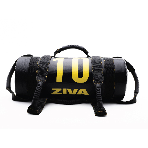 ZIVA Power Core Bag 7.5 kg (Black & yellow)