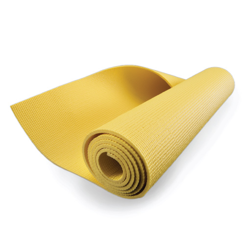 ZIVA Fitness Portable Deluxe Foam Yoga Mat (6 mm.)