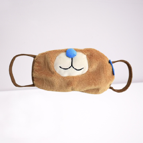 Teddy Blu Mask
