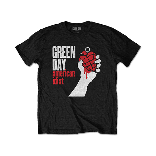 Pre order Green Day - American Idiot T-Shirt