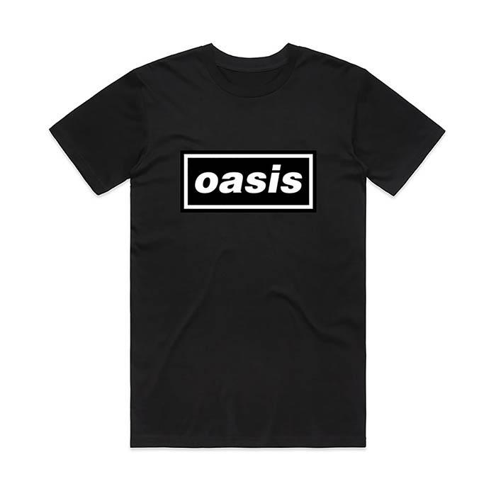 Pre order Oasis - Decca Logo T-Shirt