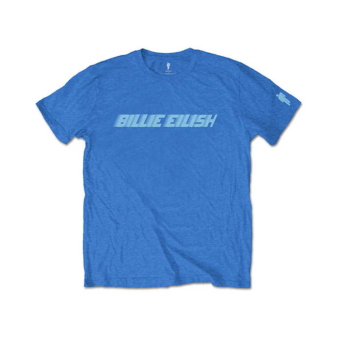 Pre order Billie Eilish - Blue Racer T-Shirt