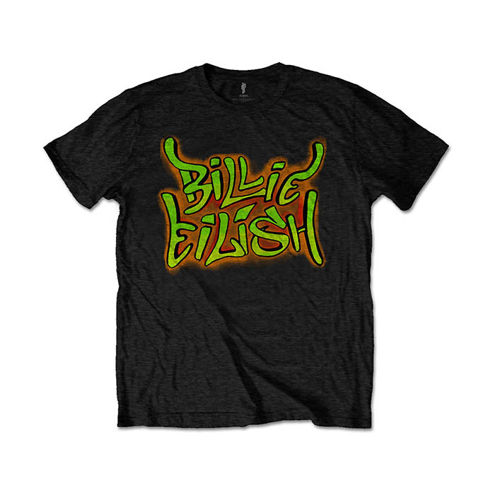 Pre order Billie Eilish - Graffiti T-Shirt