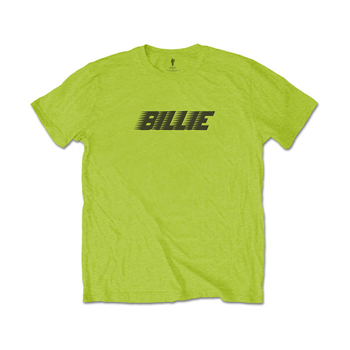 Pre order Billie Eilish - Racer Logo & Blohsh T-Shirt