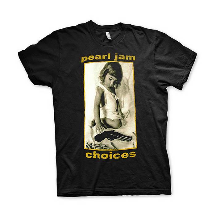 Pre order Pearl Jam - Choices T-Shirt